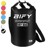 Dry Bag BIFY 5L/10L/15L/20L/25L/30L/40L Leicht Wasserfester...