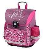 Baagl Schulranzen Mädchen 1. Klasse - Ergonomische Schultasche...