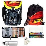 Schulranzen Lego Schultasche Schulrucksack Explorer Premium...