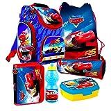 Disney Cars Schulranzen Jungen 1 Klasse Tornister Schulrucksack...