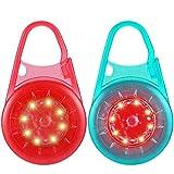 Blinklicht Schulranzen fur Kinder - USB Wiederaufladbar...